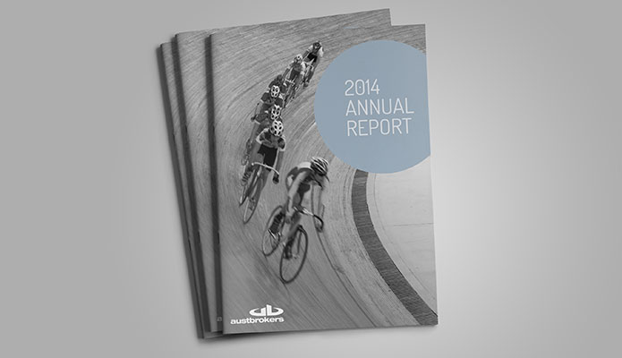 Ausbrokers Annual Report 2014 Cover