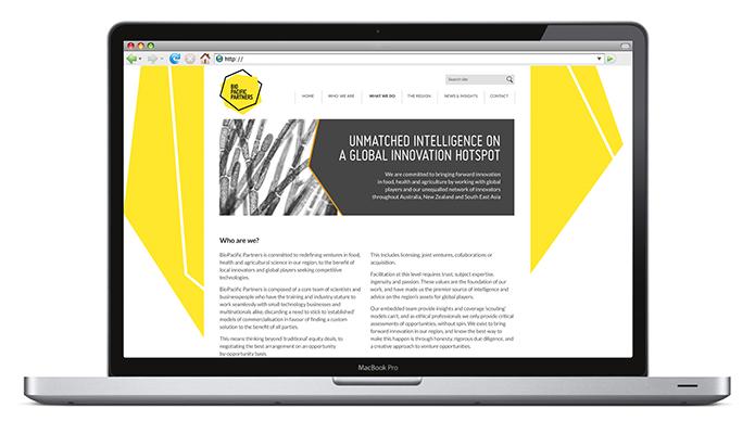 BioPacific Website WEB