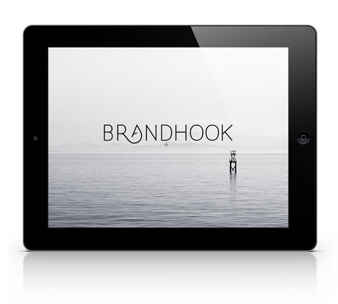 brand web site design