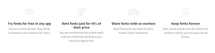 Fontstand Brand - How it works