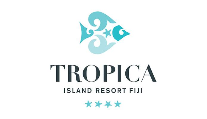 resort visual identity design