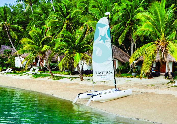 tourism resort identity designers