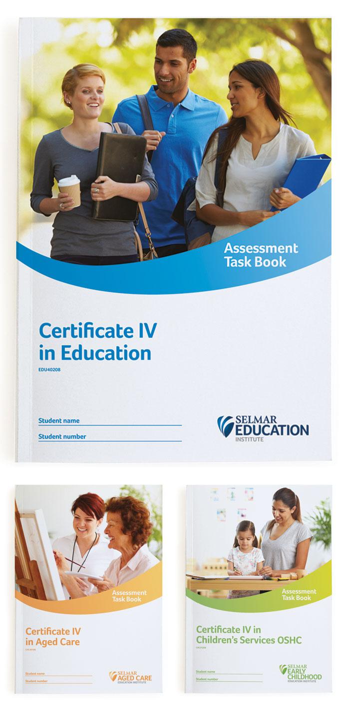 education brand identity