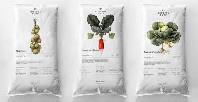 food packaging design studio
