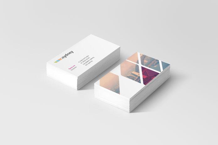 www.sydney-Business-Card-Flat