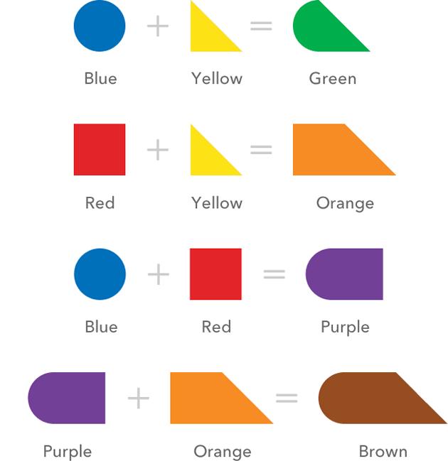 Feelipa Secondary Colors