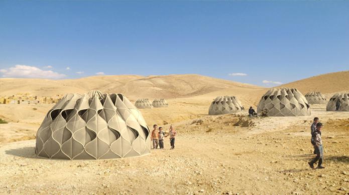 Sustainable tent design