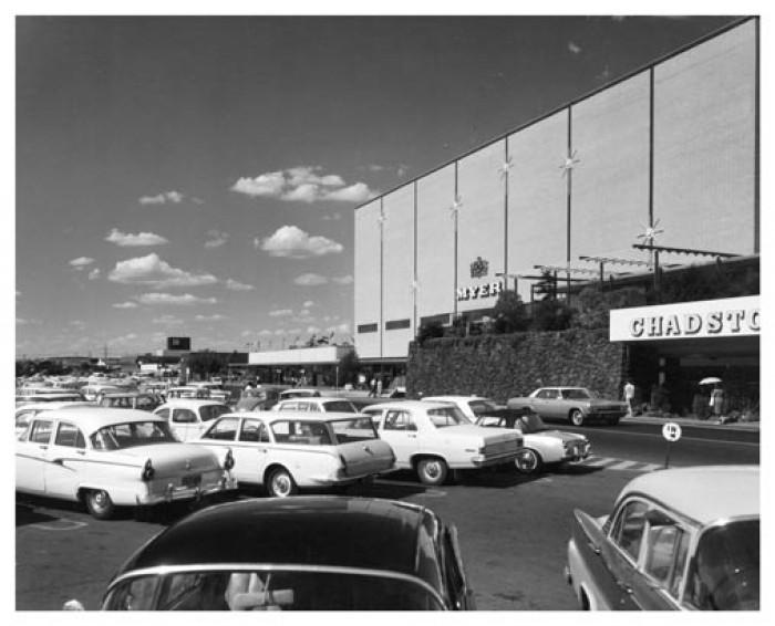 19. Chadstone carpark