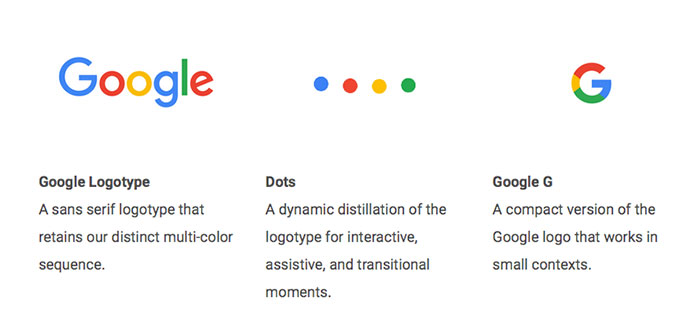 Google-elements