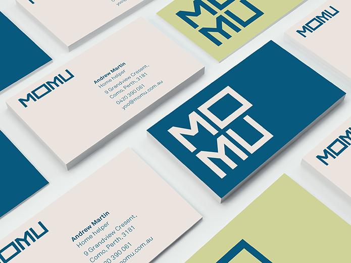 Momu –Cards – Next generation home builder brand