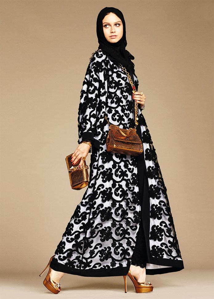 Muslim fashion branding
