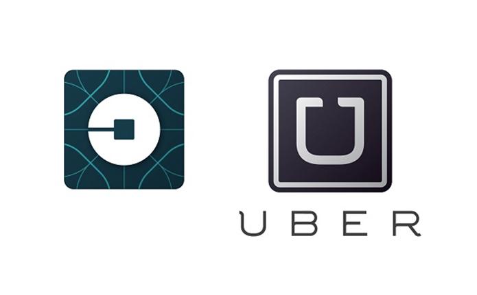 Uber brand design brand
