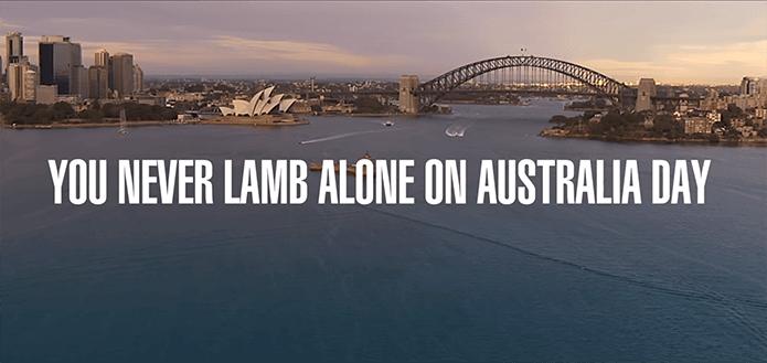 Brand patriotism, Australia Day