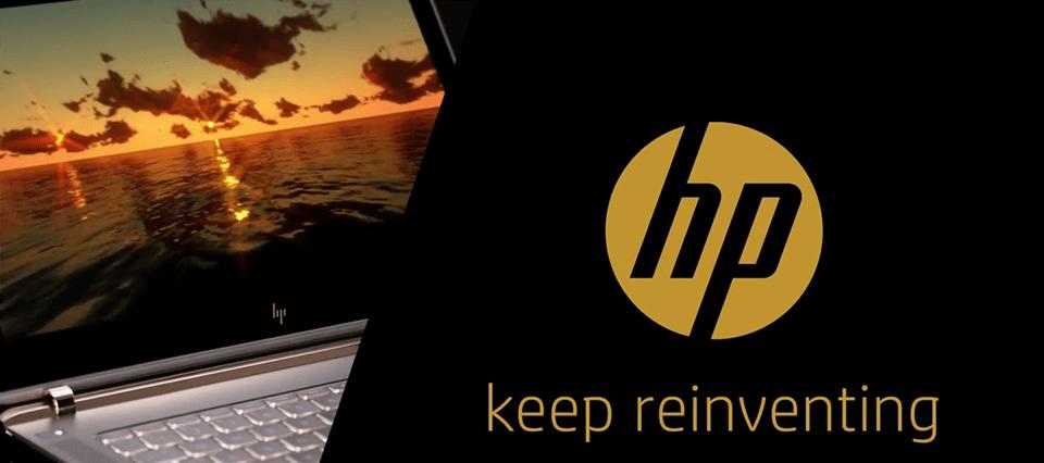 HP Spectre logo