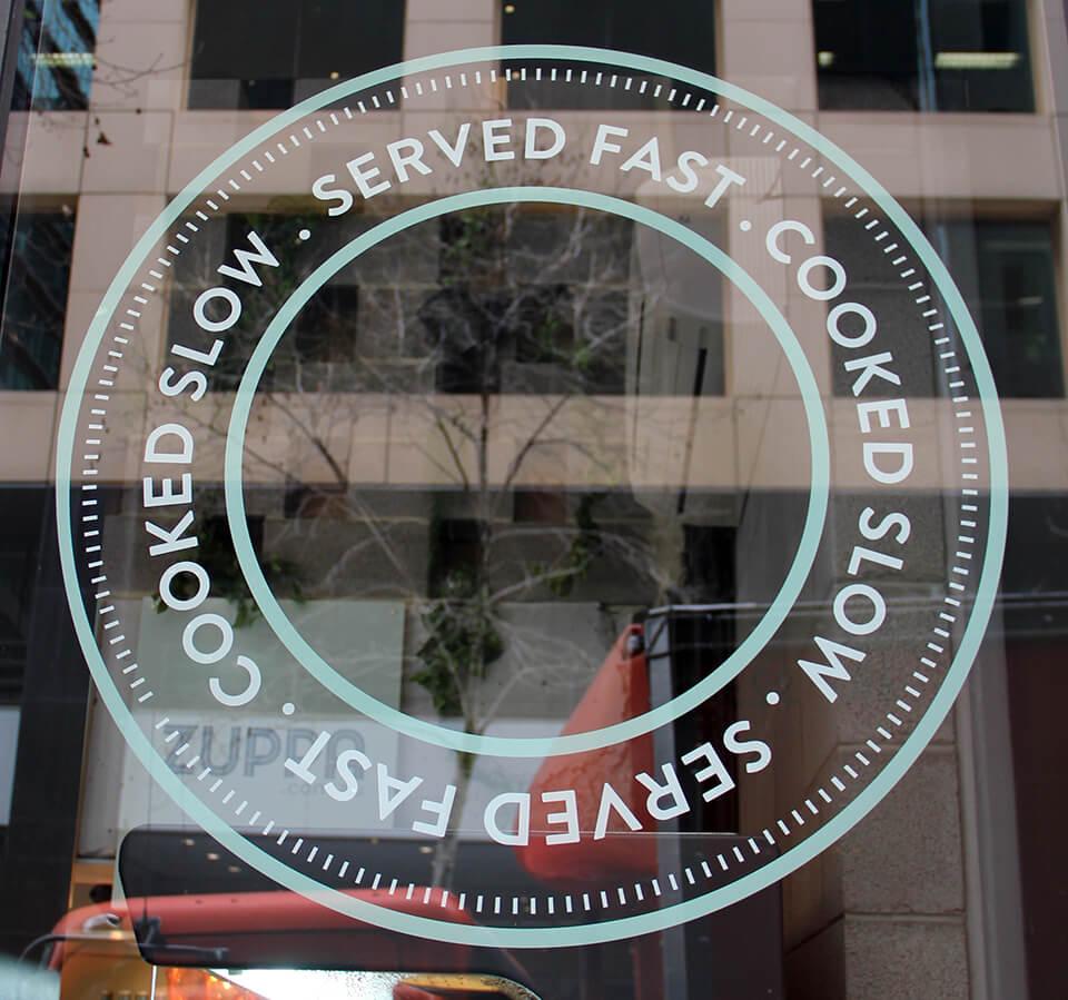 fast casual restaurant branding