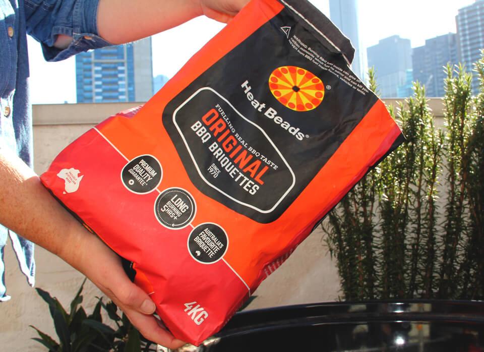 Heatbeads packaging outside