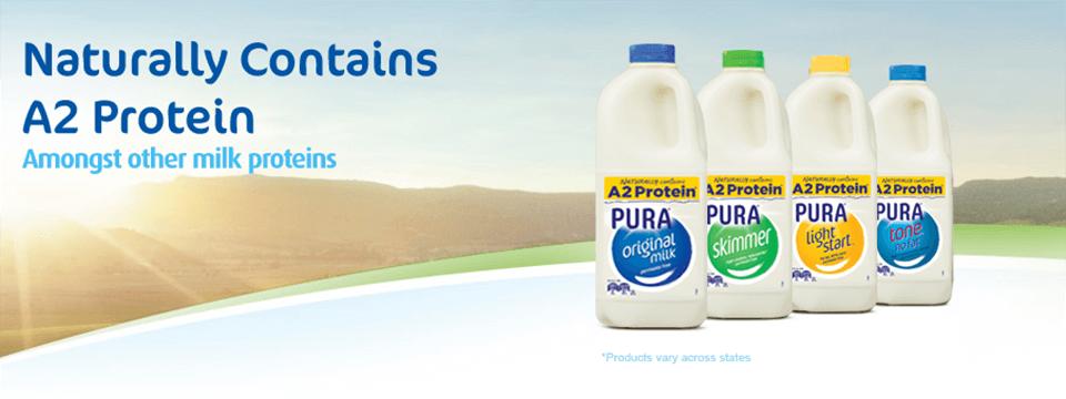 Milk brand claims