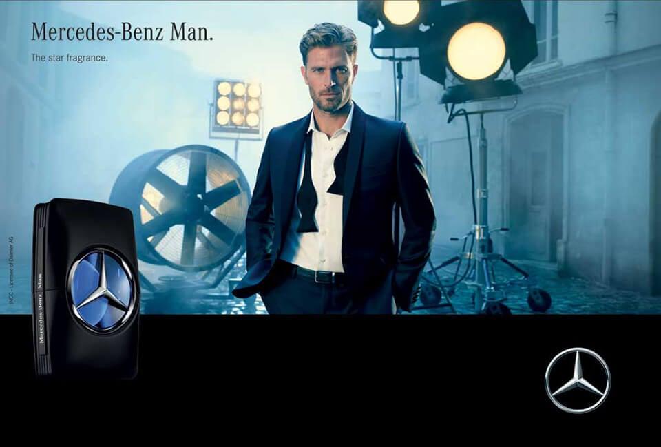 Mercedes brand extension