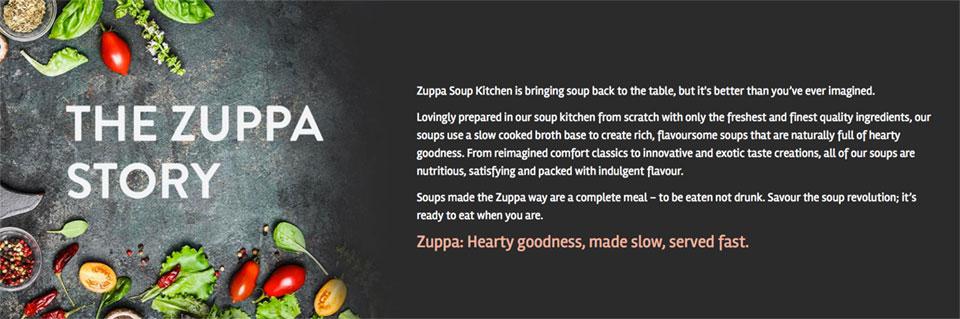soup branding