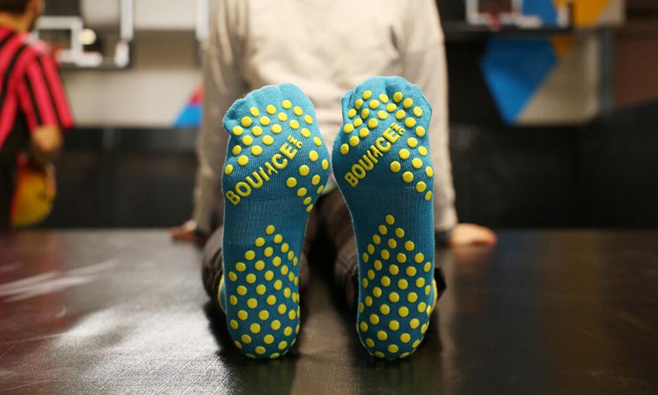 Bounce-socks