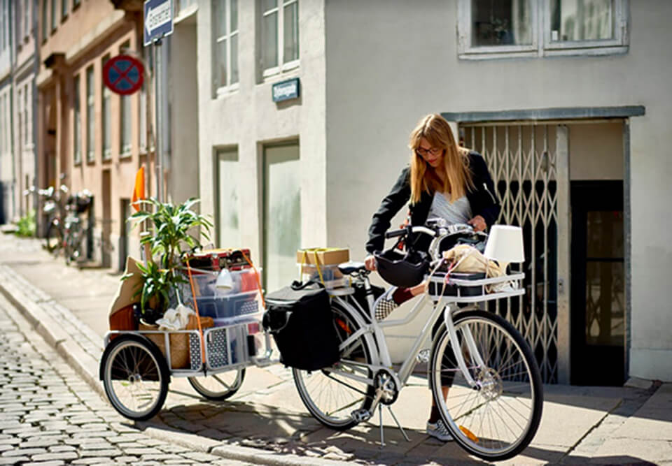 ikea bike strengthens the brand 39 s smart urban living image truly