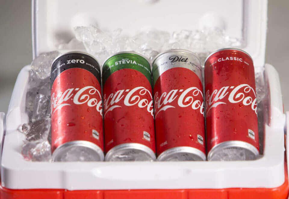 Coca Cola brand architecture