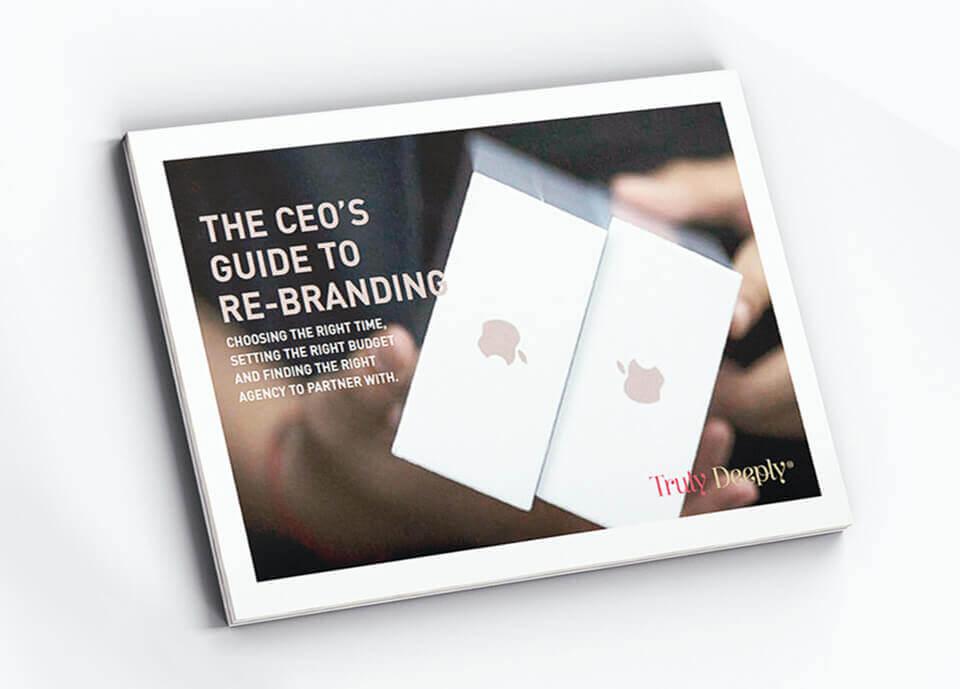 rebranding branding
