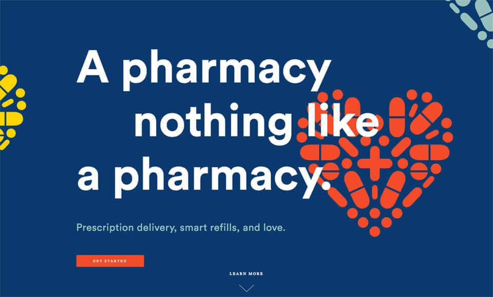 pharmacy re-branding