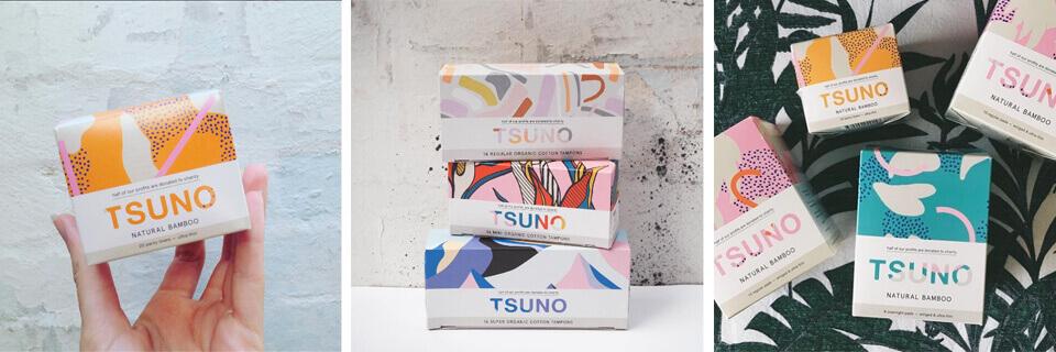Tsuno social enterprise branding