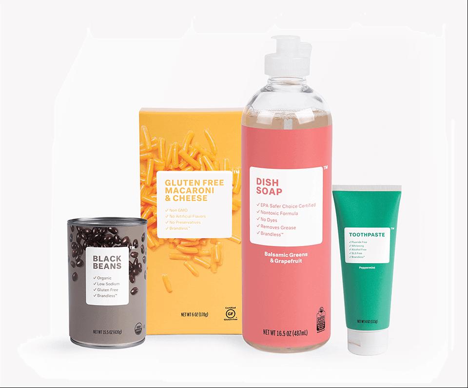 FMCG, essential product, branding