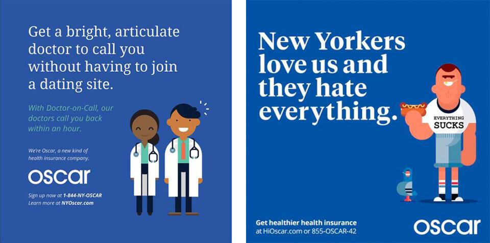 health insurance branding