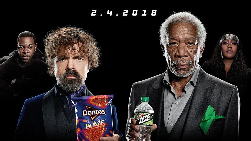 superbowl advertising 2018