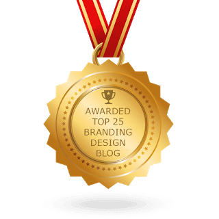 Truly Deeply Top 25 Branding Blog Award