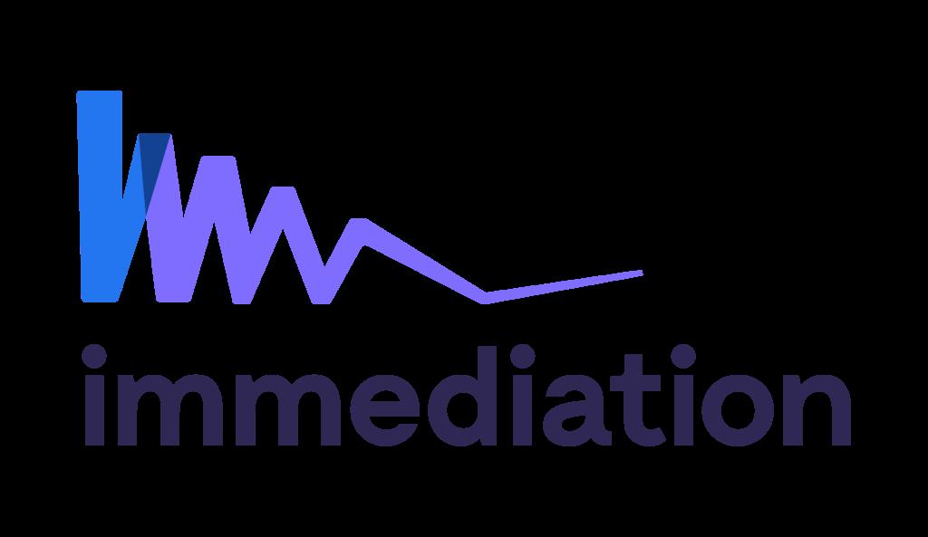 Immediation logo, Truly Deeply brands