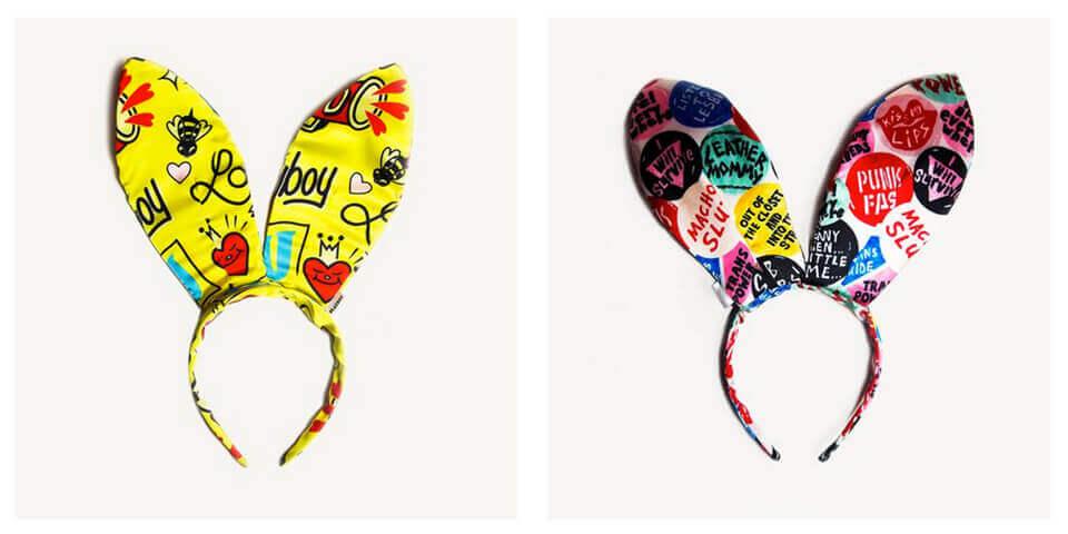 Playboy ears branding agency Melbourne