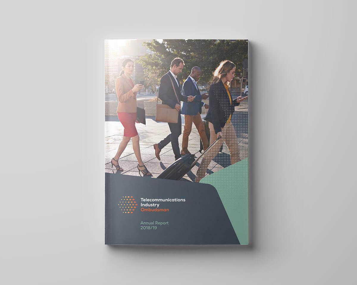 TIO Brand Identity Annual Report