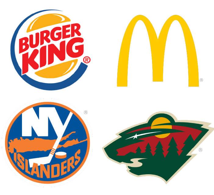 Descriptive logo design