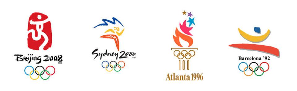 Olympic-games-Logos