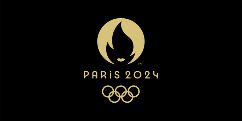 Paris 2024 branding