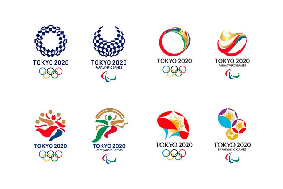 tokyo 2020 brand marks