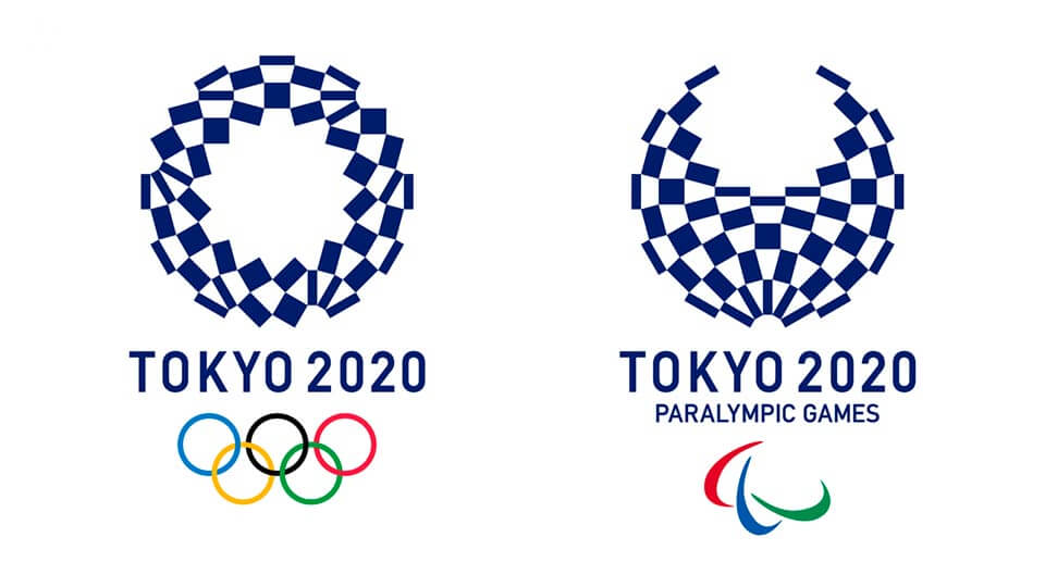 tokyo 2020 branding