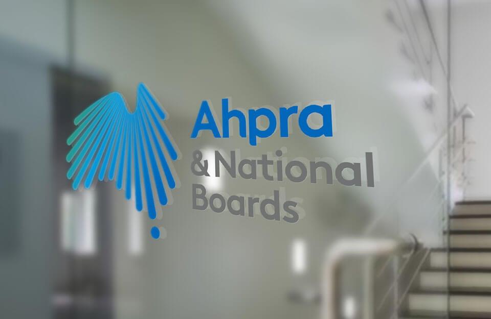 Ahpra rebrand