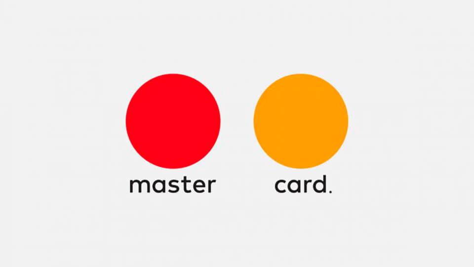 Mastercard-branding