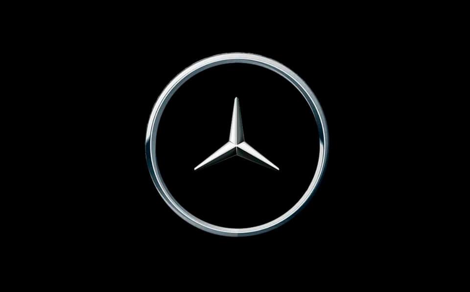 Mercedes-branding