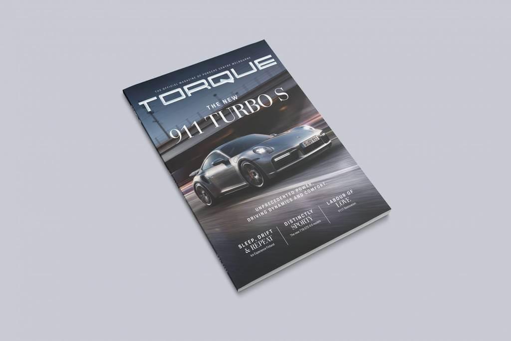 Magazine, brand, design