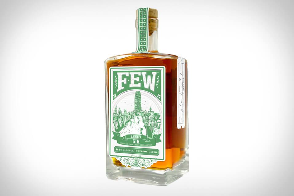 gin packaging design