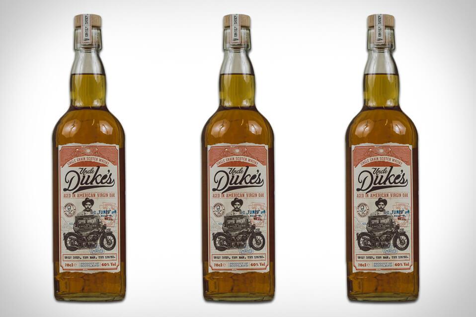 Whisky branding agency